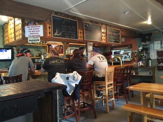 Tim's Stray Dog Cantina: Bar
