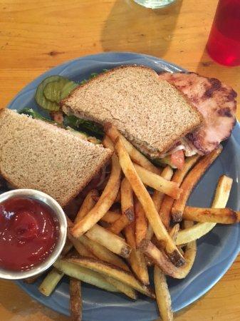 Tim's Stray Dog Cantina: Turkey Sandwich