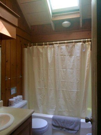 Minerva, Нью-Йорк: Cuarto de baño