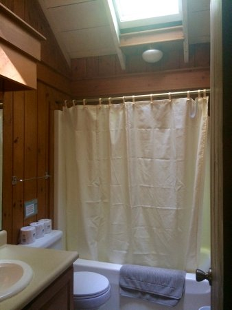 Minerva, NY: Cuarto de baño