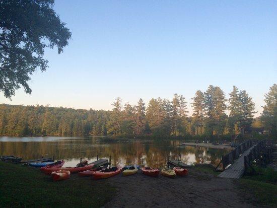 Minerva, NY: Lago