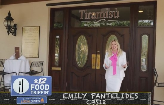 Tequesta, FL: CBS News12 Food Trippin with Emily Pantilides