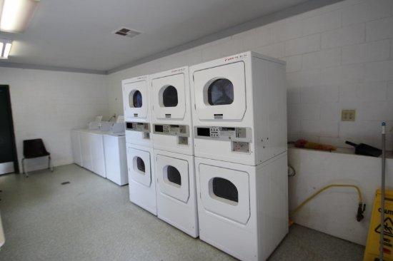 Seaview, วอชิงตัน: Laundry room