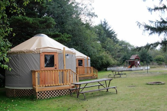 Yurts Are Available To Rent Picture Of Long Beach Rv Camping Resort Seaview Tripadvisor They draw on millennia of history, with roots that go back to the medieval khanates of the mongolian steppe. long beach rv camping resort seaview