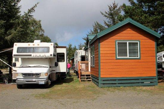 Seaview, WA: Class C by Cabin