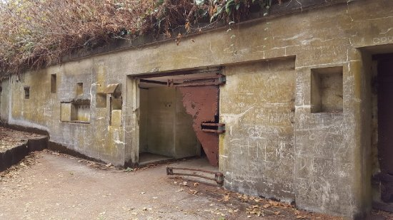 Fort Canby State Park: Fort Canby, Ilwaco, WA
