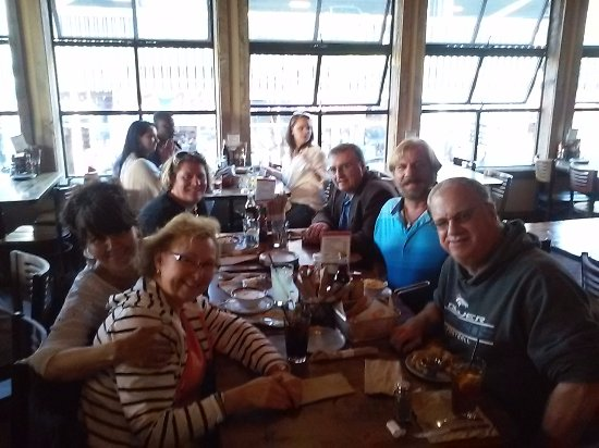 Lou's Pier 47 Restaurant : all of us.