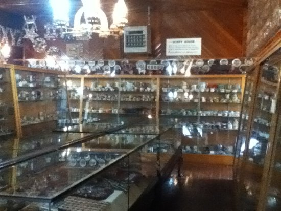 Minden, NE: Collections