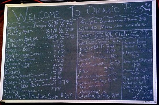 Orazio Pub