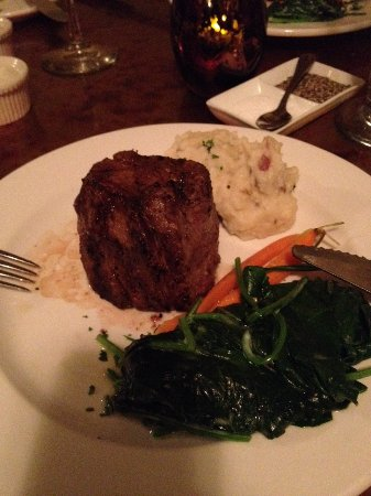 Jeffrey's Steakhouse: Wagyu Style Beef superior marbling for great flavor