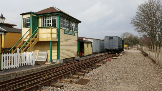 Shillingstone Railway Project