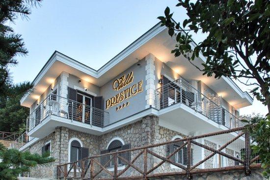Hotel Prestige Sorrento: new opened Villa Prestige
