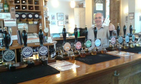 Dronfield, UK: The Three Tuns