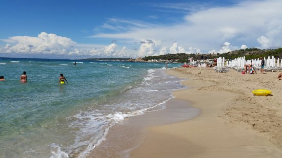 Sannicola, Italy: Spiaggia Padula Bianca