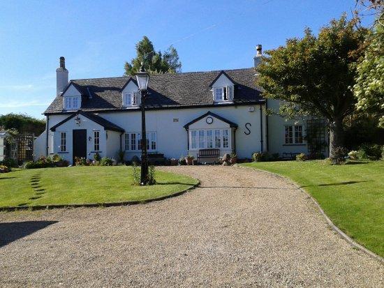 Hungarton, UK: Vicary house