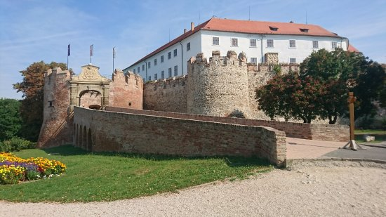 Siklos Castle