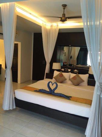Nong Pla Lai, Tailandia: One bedroom pool villa
