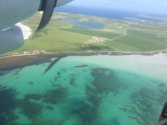 Loganair Orkney Island Sightseer Flight: photo0.jpg