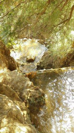 Santa Fe, Spania: Cataratas de agua caliente