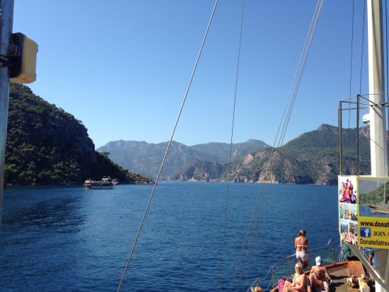 MEGA DIANA 2013 - Picture of Mega Diana Boat Trip-Tours, Marmaris - TripAdvisor