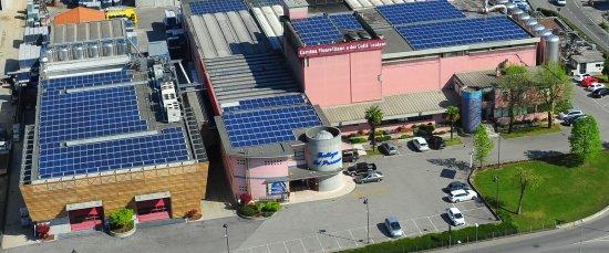 Montebelluna, อิตาลี: Esterno