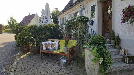 Schrozberg, Germany: Brauereigaststatte Riedbach