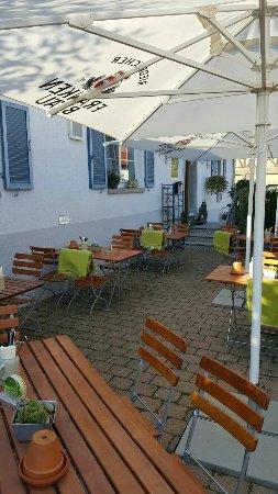 Schrozberg, เยอรมนี: Brauereigaststatte Riedbach