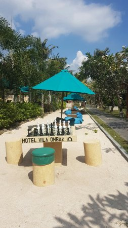 Hotel Vila Ombak: 20160904_144656_large.jpg