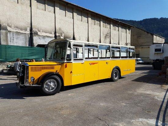 Saint Sulpice, Suiza: Volkswrecks Museum
