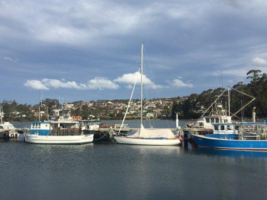 S:T Helens, Australien: bay view