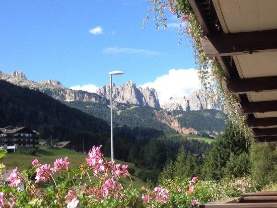Belvedere : Vista dal balcone della camere