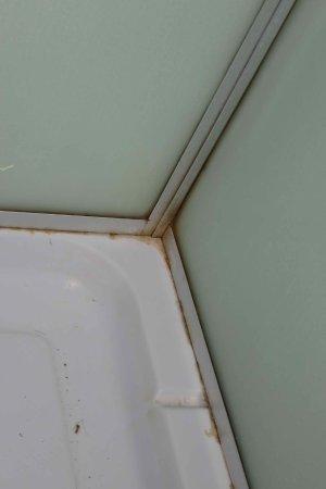 Deaux, France : propreté douche
