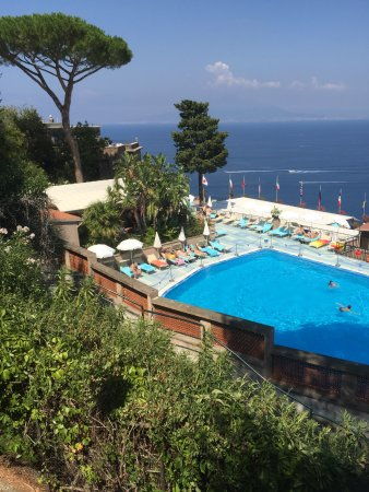 Hotel Pool Picture Of Hotel Bristol Sorrento Tripadvisor