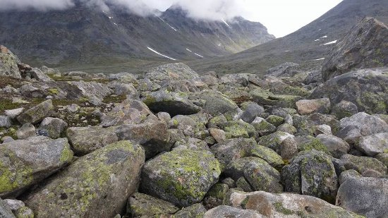 Jotunheimen National Park: love the colors