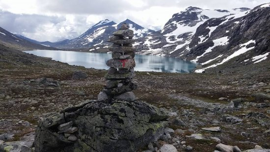 Jotunheimen National Park: beautiful
