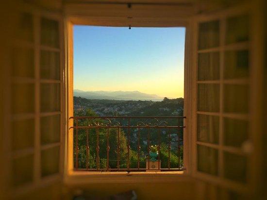 Villa Le Port d'Attache: Wakker worden met dit zicht... Prachtig...