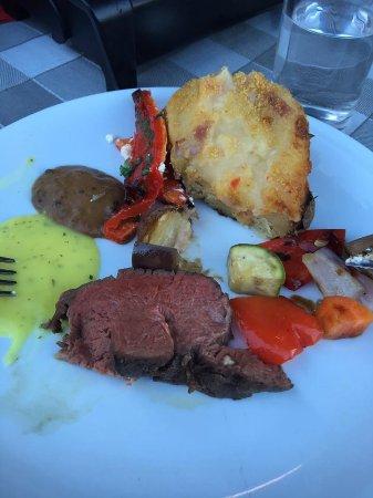 Nostos Restaurant: Chateaubriand