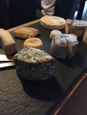Crest-Voland, Francia: Plateau de fromages