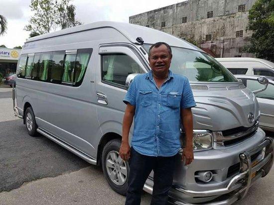 Phuket Minibus