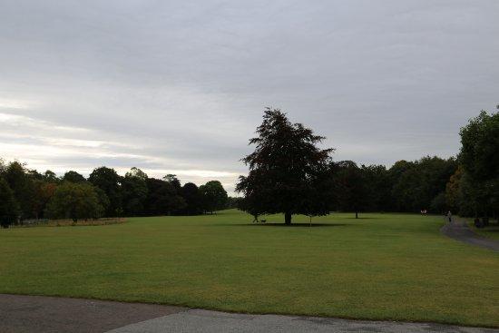 Kilkenny, Ireland: Giardino del castello