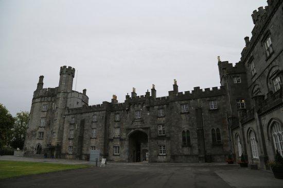 Kilkenny, Irlanda: Ingresso del castello