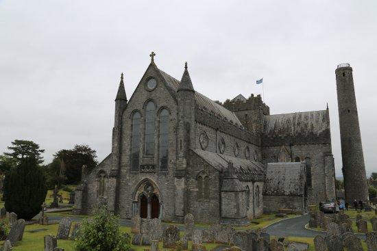 Килкенни, Ирландия: Vista Cattedrale