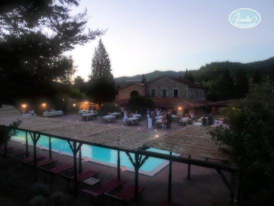 Ficulle, Italia: Cena di Ferragosto