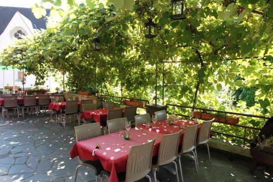 Klaus, Østerrike: Terrasse