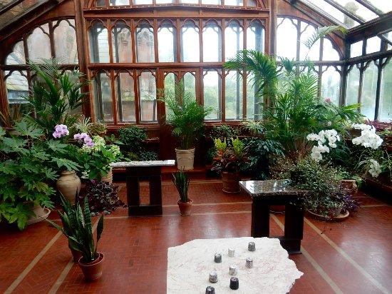 Mount Stuart: Bedroom conservatory