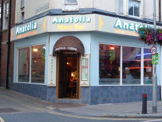 anatolia cuisine brighton photo de anatolia cuisine