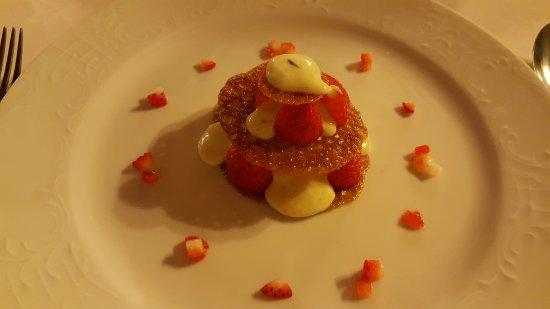 Sourzac, Francia: Dessert