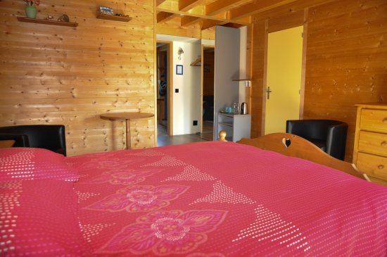 Chalet L'Epicea : twin room