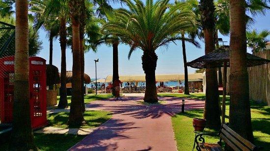 Miramare Queen Hotel Bild