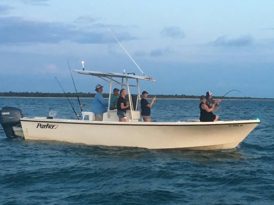 Think Fish Charters
